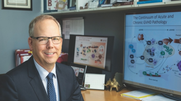 A Breakthrough Drug Facilitates Safer Bone Marrow Transplants