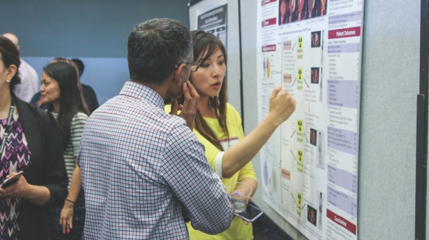 Conference Showcases Residency Research