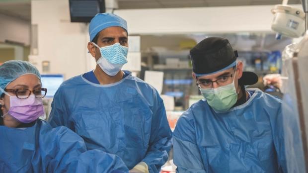 New Cardiology Faculty