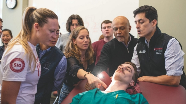 The Enormous Reach of the Stanford Medicine 25