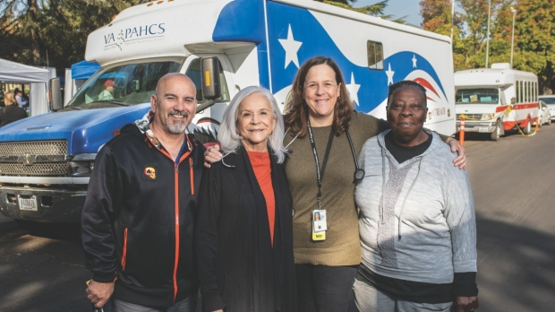 Taking Veteran Care on the Road