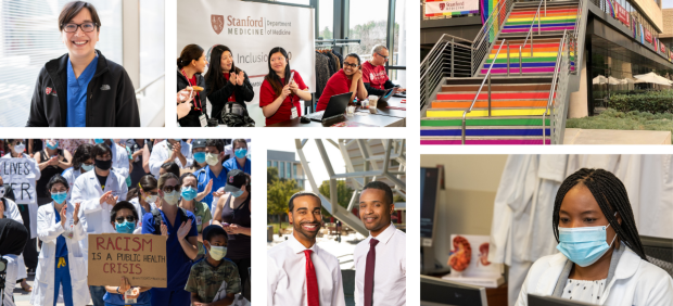 diversity and inclusion at the department