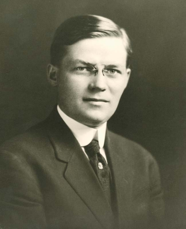 1909 - First year of medical instruction begins