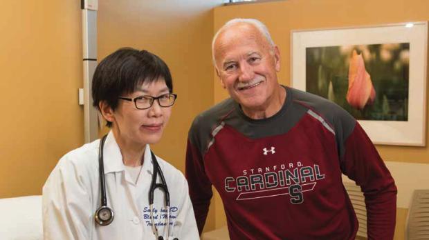Bone Marrow Transplant Survivor Connects with Donor Halfway Around the World