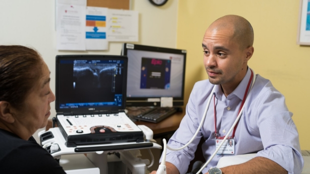 Musculoskeletal Ultrasound Clinic Is a Boon to Patient Care, Education, and Research
