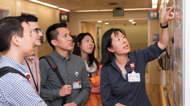 Residents' Elective Tackles Quality Improvement Research
