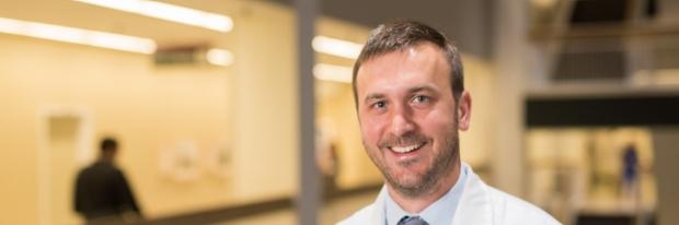 Chad Weldy, MD, PhD.