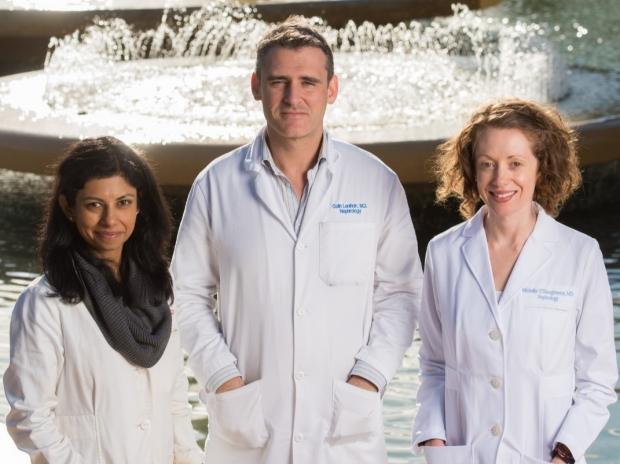 Shuchi Anand, MD. Colin Lenihan, MD. Michelle O'Shaughnessy, MD.
