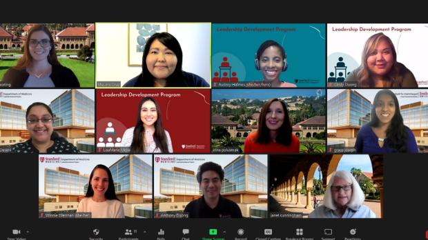 Meet the 2021 Leadership Development Program Graduates