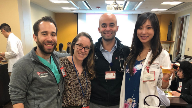 Stanford Medical Residents Match to Fellowships