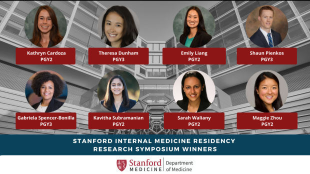 Research symposium winners