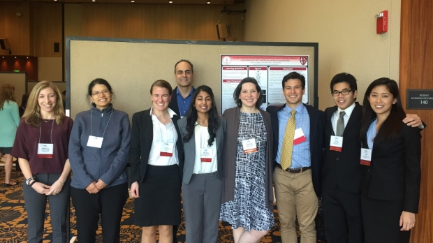 Residents and Faculty Well Represented at the SGIM in Los Angeles