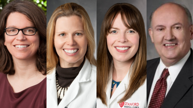 Four Department of Medicine Faculty Honored with Stanford Health Care Annual Medical Staff Awards