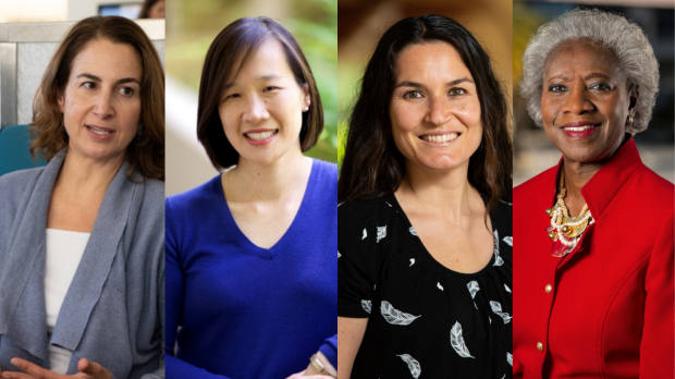 Four Department of Medicine Faculty Receive Faculty Women's Forum Awards