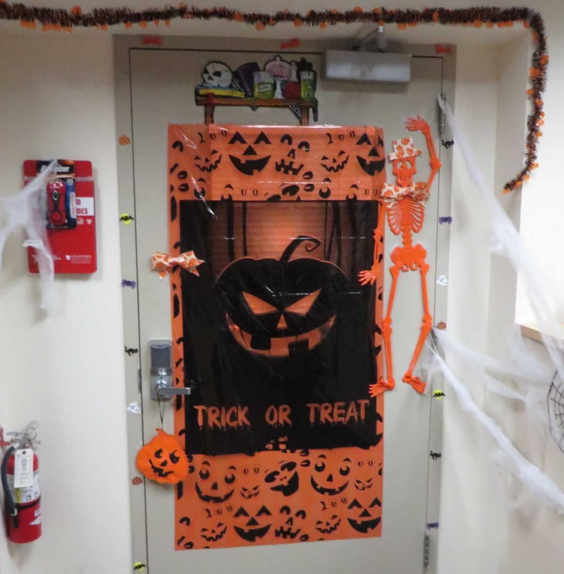 BMT  sc 1 st  Department of Medicine - Stanford University & 2016 Halloween Door Decorating Contest | Department of Medicine News ...