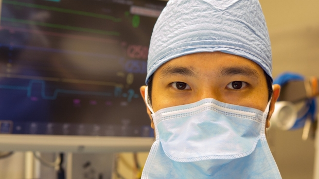 Q&A: Resident Michael Lin on Training in Anesthesia and Internal Medicine, and Finding Time