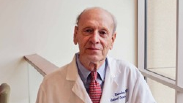 Saul Rosenberg Inducted to Giants of Cancer Care® Recognition Program