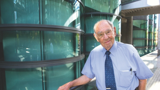 "Remembering Stanley Schrier, an ""Institution"" in the Department of Medicine"
