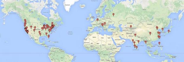 Diversity map