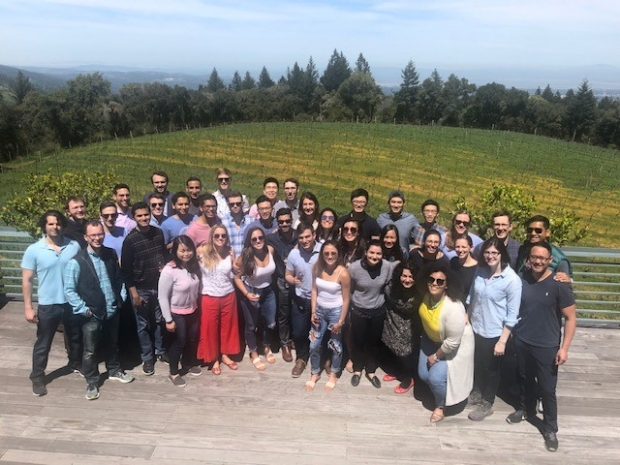 Resident Retreat at Fogarty Winery