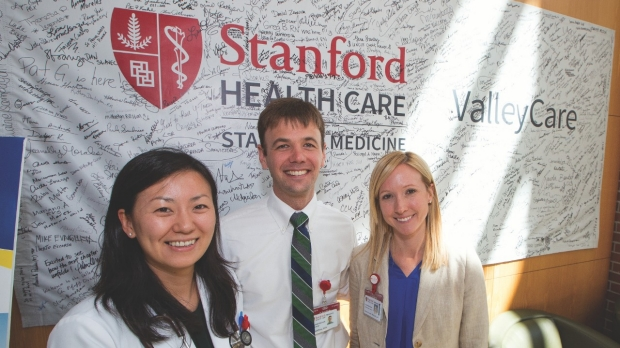 Merger of Stanford Health Care and ValleyCare Begins with the Start of a New Hospitalist Program