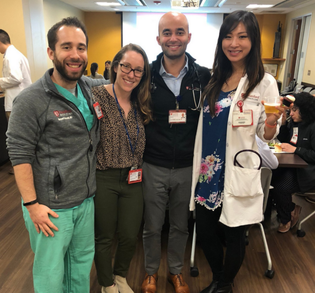 Stanford medical residents