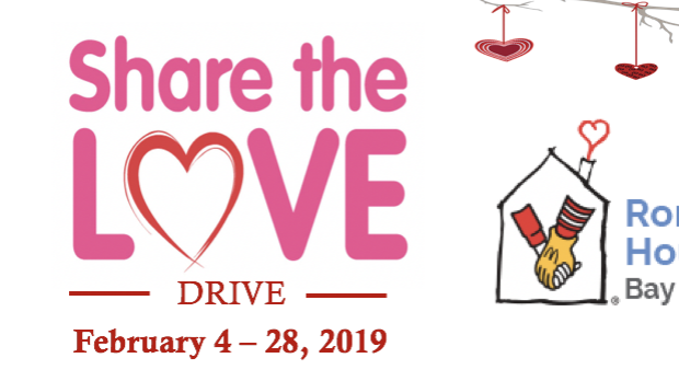 Stanford Ronald McDonald Share the Love Drive