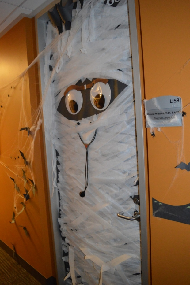 2016 Halloween Door Decorating Contest Department Of