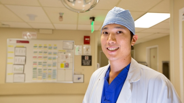 Q&A: Resident Michael Lin on Training in Anesthesia and