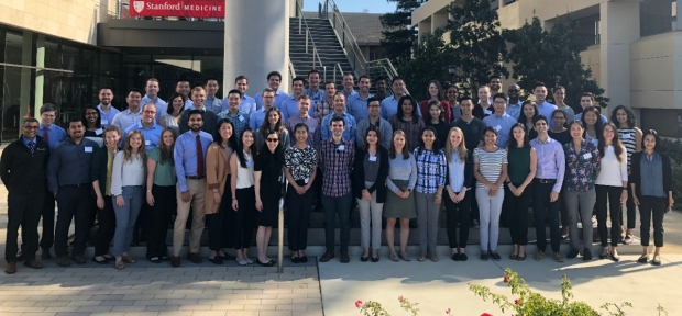 Photo of Stanford Department of Medicine Residents