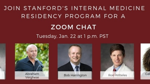Annual Internal Medicine Residency Chat Set for January 22