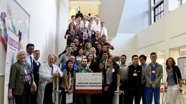 Celebrating Residency Research at Second-Annual Symposium