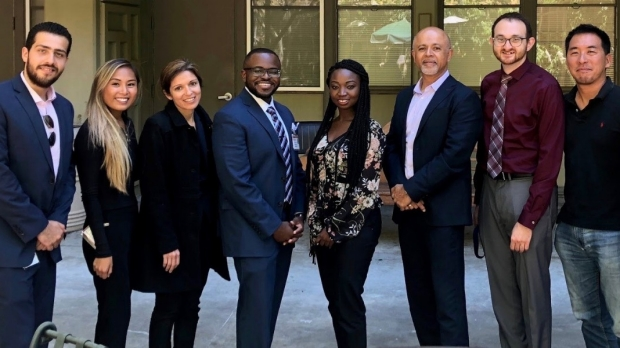 2nd Annual Meharry-Stanford Initiative Brings Six Meharry Students to Stanford