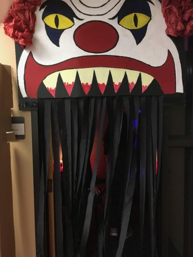 2017 Halloween Door Decorating Contest Department Of