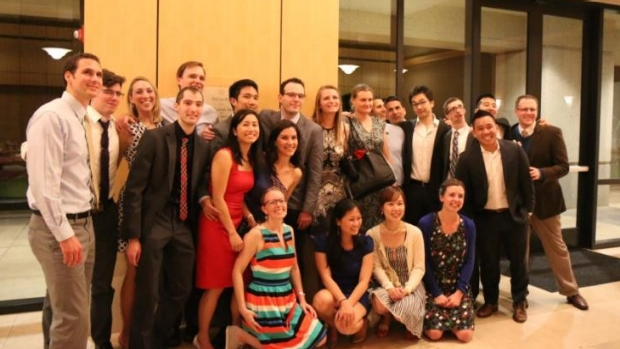 Residents, faculty and housestaff recognized at year-end banquet